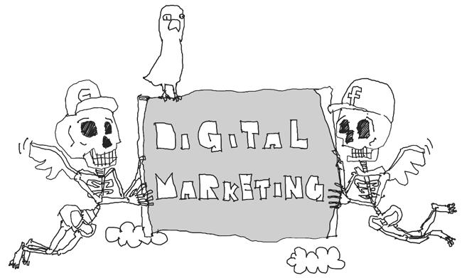 デジタルマーケティングで売上の壁を超える方法 – 西井 敏恭